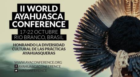 La World Ayahuasca Conference convertirá Brasil en el centro global del debate y la cultura ayahuasquera