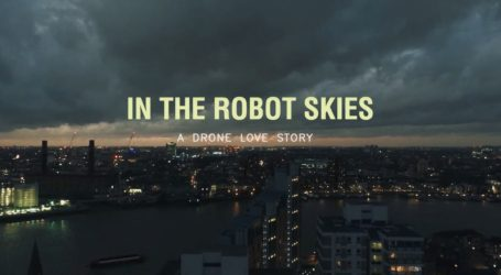 'In the Robot Skies', el primer film rodado íntegramente por drones
