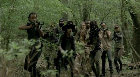 Cuenta atrás: cuatro días para The Walking Dead