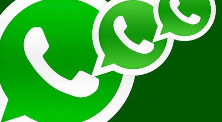 WhatsApp ya cuenta con video llamadas