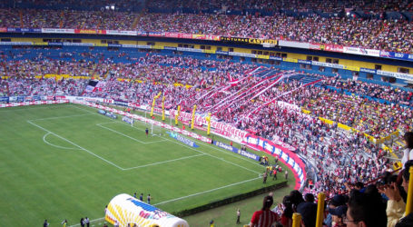 Chivas vs Boca Junior el próximo 2 de febrero