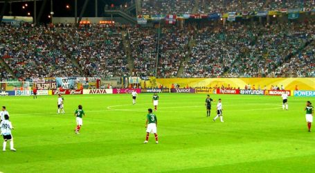 México formará parte del Star Sixes del fútbol