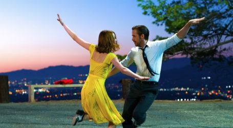 """La película """"La La Land"""" nominada a los premios Bafta"""