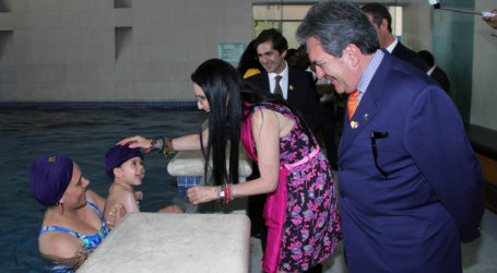 El Centro de Rehabilitación Infantil Teletón celebra 8 años