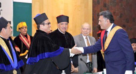 El doctor honoris causa Gerardo Islas es nombrado Secretario de Desarrollo Social