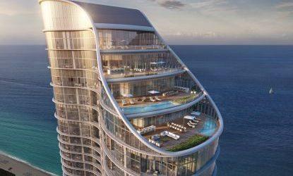 Ritz-Carlton Residences Sunny Isles Beach, Florida, será la próxima insignia arquitectónica de la zona
