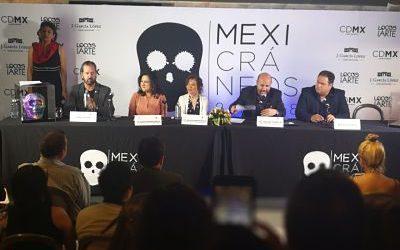 Inauguran Galería de Arte de Mexicráneos en Pabellón Altavista