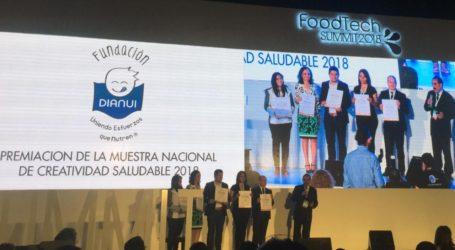 Presentan ganadores de la Muestra de Creatividad Saludable 2018 en el Food Technology Summit & Expo
