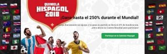 Hispamarkets aumenta su oferta inversora ofreciendo bonificaciones durante el Mundial