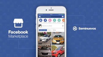 Seminuevos.com le apuesta a la innovación a través de Facebook
