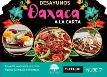 Los Sabores de Oaxaca llegan a las Cafeterías Especializadas de CMR