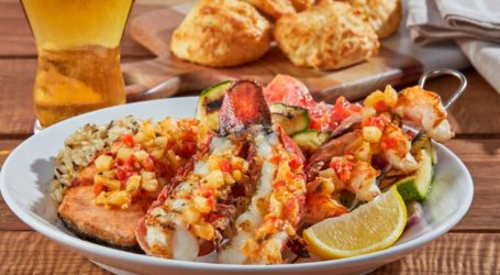 Sabores del Sureste llegan a Red Lobster