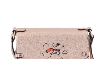 Un recuerdo de Peanuts y Jaime Ibiza para llevar  en el outfit