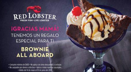 Red Lobster, una fresca y deliciosa opción para celebrar a mamá