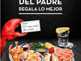 Red Lobster Celebra a Papá