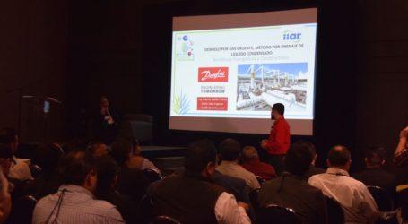 Presenta Danfoss el intercambiador solar en el XVIII seminario de la IIAR