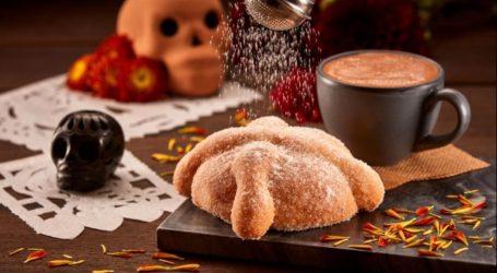 Del Bosque Restaurante, Nube 7 y Matil´d Bistró celebran el día de muertos con su icónico Pan de Muerto