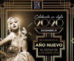 STK México celebra el 2020 in style
