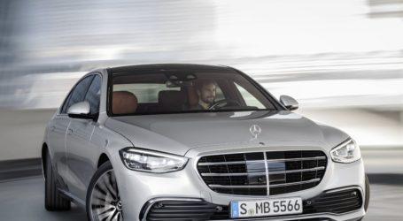 El nuevo Mercedes-Benz Clase S incluye un cockpit con IA de próxima generación potenciada por NVIDIA