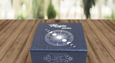 «Magic Box» un kit de aceites esenciales con intención para esta Luna Azul del 2020