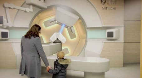 Protonterapia, la mejor opción actualmente para los niños con cáncer