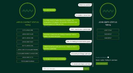 NVIDIA anuncia la disponibilidad del Framework de IA Conversacional  Jarvis Interactive